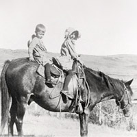 Wineglass Ranch History